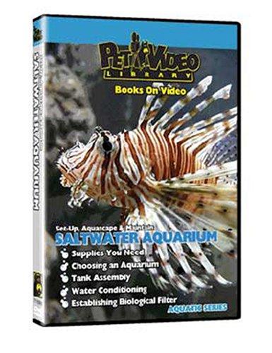Amazon Com Saltwater Fish Aquarium Dvd Set Up Aquascape Maintenance Pet Video Library Pet Video Library Movies Tv