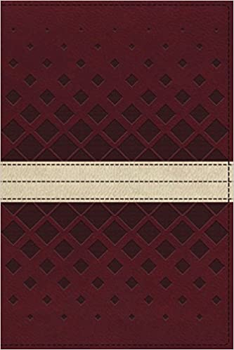 NKJV, Unapologetic Study Bible, Leathersoft, Red/Tan