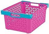IRIS Girl's Large Decorative Basket, 8 Pack