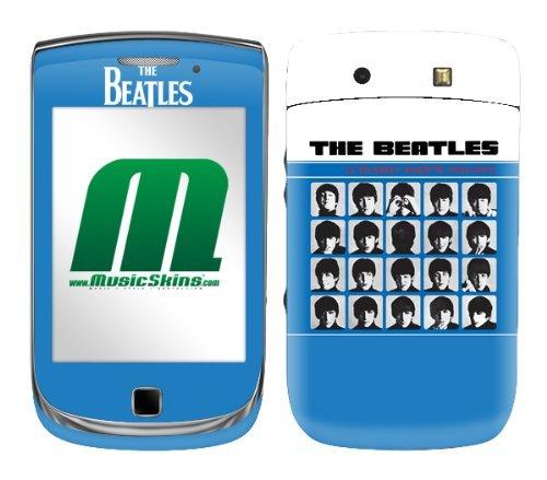 MusicSkins, MS-BEAT80199, The Beatles - A Hard Day's Night, BlackBerry Torch (9800), Skin
