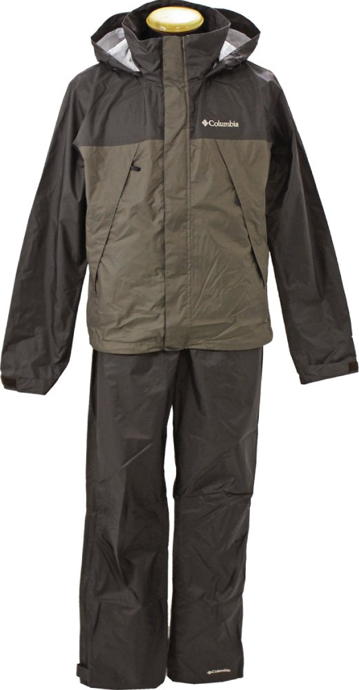コロンビア(Columbia) シンプソンサンクチュアリレインスーツ(SIMPSON SANCTUARY RAINSUIT) PM0124 B06X6BH3LG XS|225:Buffalo 225:Buffalo XS