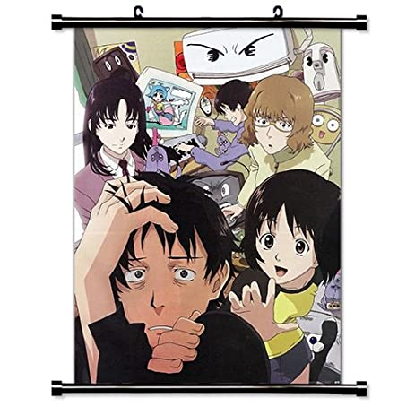 Amazon welcome to the nhk anime fabric wall scroll poster 16 welcome to the nhk anime fabric wall scroll poster 16quot x 22quot fandeluxe Image collections