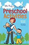 The Busy Mom's Book of Preschool Activities by Jamie Kyle McGillian (2004-10-01)