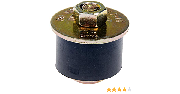 - 1-1//4 In. Dorman Autograde 570-006.1 Rubber Expansion Plug 1-1//8 In - Size Range 1-1//8 In