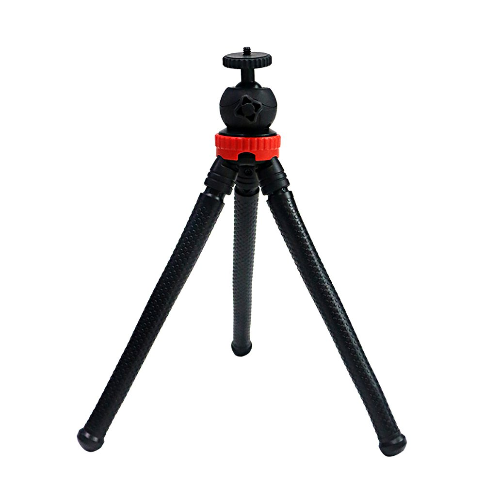 miliboo MZ02 Mini Lightweight Travel Tripod Octopus Camera Holder/Camera Phone stand with Max Load Up to 3 kg