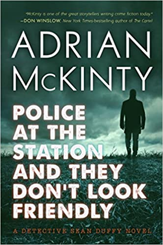 Police at the Station and They Don\'t Look Friendly: A Detective Sean ...