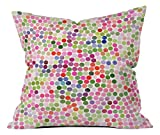 Deny Designs Garima Dhawan Dance 4 Throw pillow, 16 X 16