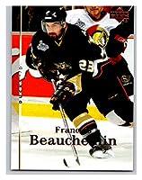 2007-08 Upper Deck #73 Francois Beauchemin Ducks