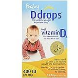 Ddrops Baby 400 Iu 90 Drops (Pack of 4)