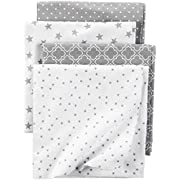 Carter's Baby Receiving Blankets D06g041, Print, One Size