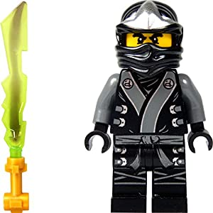 Amazon.com: Lego Ninjago Cole Kimono Minifigure: Toys & Games