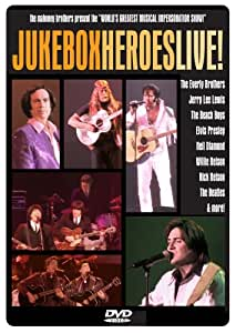 The Mahoney Brothers present JUKEBOX HEROES LIVE!