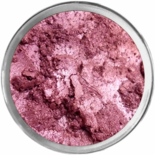 (AMBIENT Loose Powder Mineral Shimmer Multi Use Eyes Face Color Makeup Bare Earth Pigment Minerals Make Up Cosmetics By MAD Minerals Cruelty Free - 10 Gram Sized Sifter Jar)