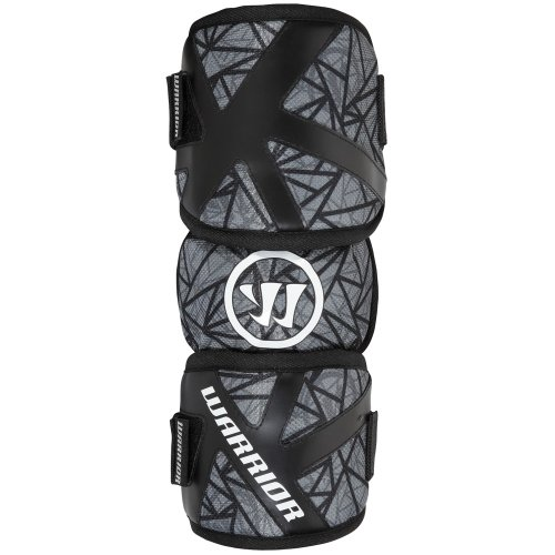 Warrior Adrenaline X2 Elbow Guard, Black, Small (Warrior Pads Elbow)