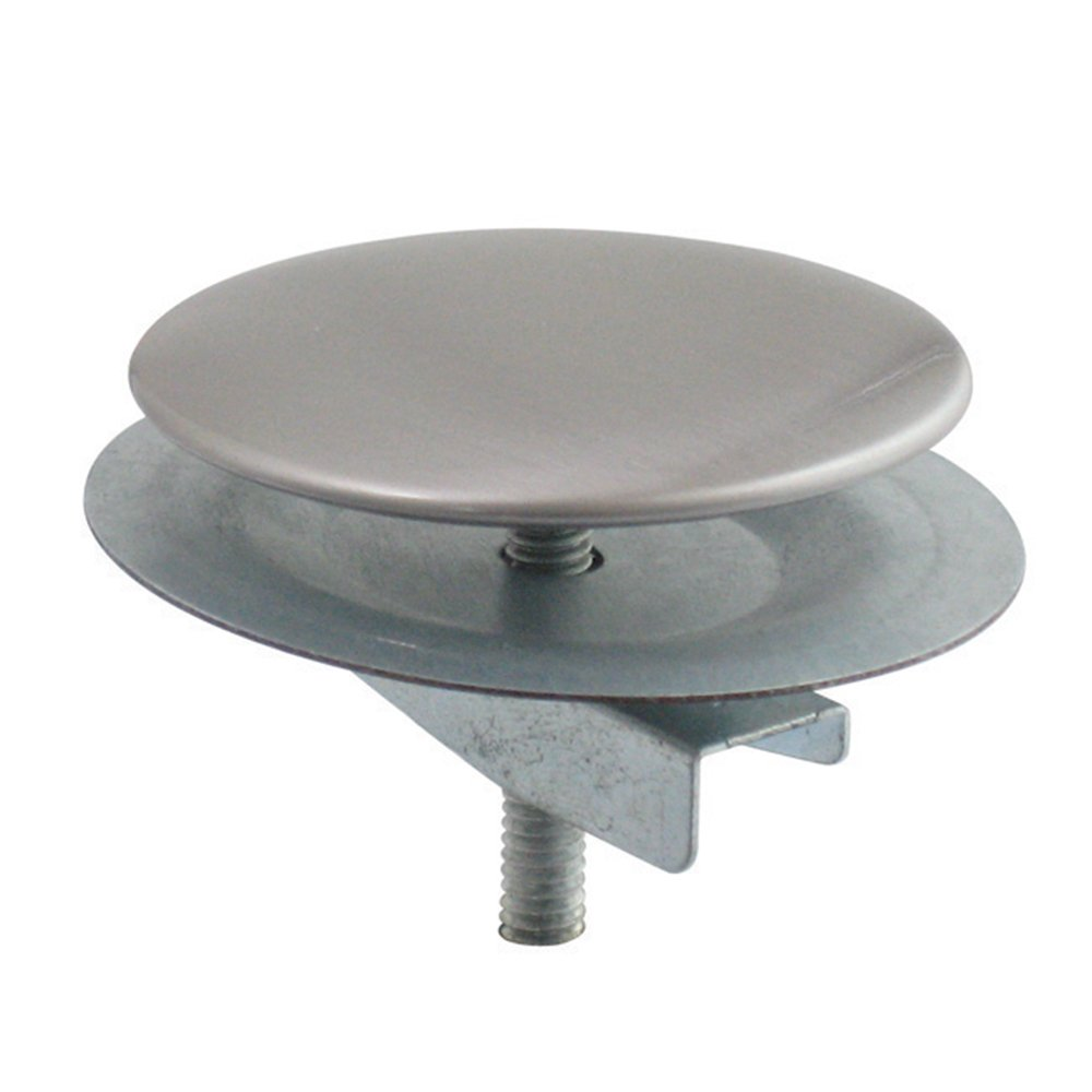 Gourmet Scape SC1008 Studio Accessory Faucet Hole Cover Kitchen Sink, Brushed Nickel