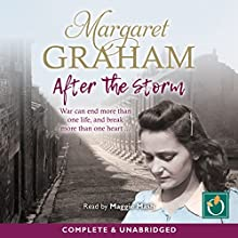 After the Storm Audiobook by Margaret Graham Narrated by Maggie Mash