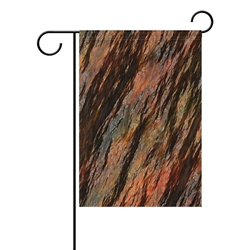 Home Decorative Outdoor Double Sided Texture Stone Rock Eart