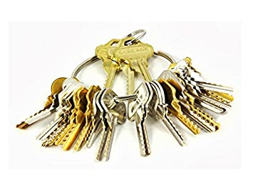 Kit de 15 llaves bumping Bump-Keys para cerraduras de serreta - España Kit B: Amazon.es: Bricolaje y herramientas