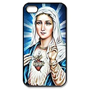 SUUER Virgin Design Skin Personalized Custom Hard CASE for iPhone 4 4s Durable Case Cover