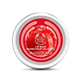The Body Shop Frosted Cranberry Lip Balm Limited Holiday Edition