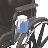 Wheelchair Accessory, Clamp-On Cup Holder - 1 Each / Each - 43-2286