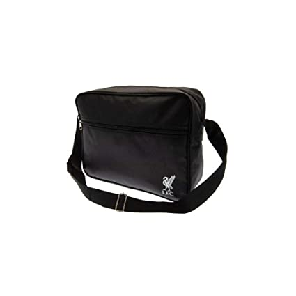 Amazon.com: Liverpool FC Authentic New EPL Messenger Bag ...