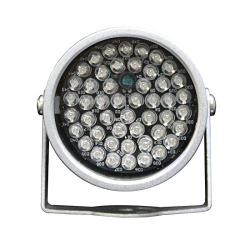 Univivi U48R 48-LEDs CCTV WideAngle IR Illuminator
