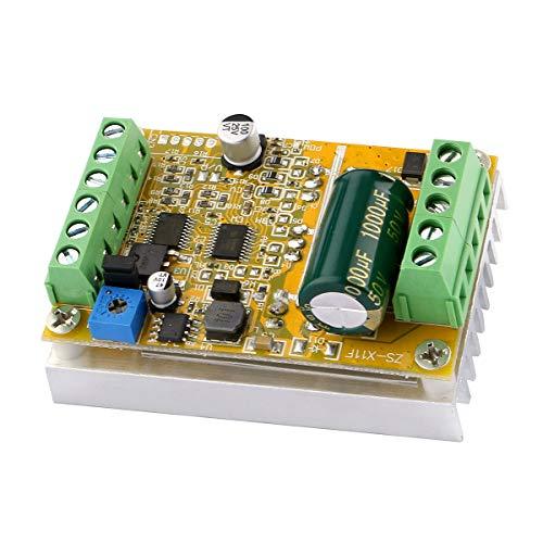 DC Brushless Motor Controller, Yeeco DC 6.5 50V 350W