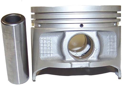 Pistons and Rings Fits 96-97 Toyota Rav4 2.0L DOHC 16v 3SFE