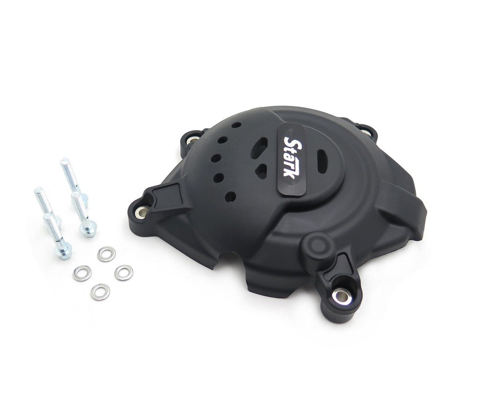 Alternator//Stator Case Cover Compatible with Yamaha YZF-R3 2014-2016 HTTMT EC-R3-2015