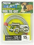 Boss Pet - Prestige 15ft Beast Dog Tie Out with