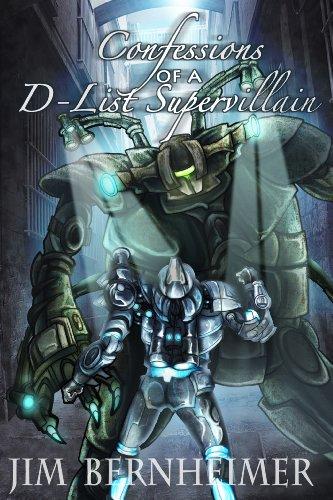 Confessions of a D-List Supervillain -