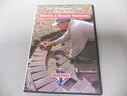 The Handyman Club-Designing and Building Hardscapes DVD
