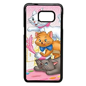 Samsung Galaxy S6 Edge Plus case, AristoCats Cell phone case for Samsung Galaxy S6 Edge Plus -PPAW8726568