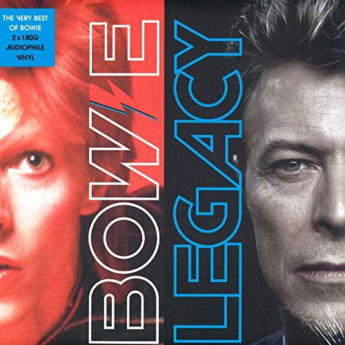 Legacy (Best David Bowie Record)