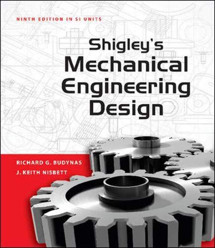 Shigley's Mechanical Engineering Design (Asia Adaptation)