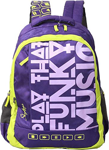 Skybags New Neon 30 L Backpack  Purple