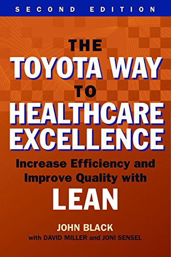 toyota way to healthcare - 1