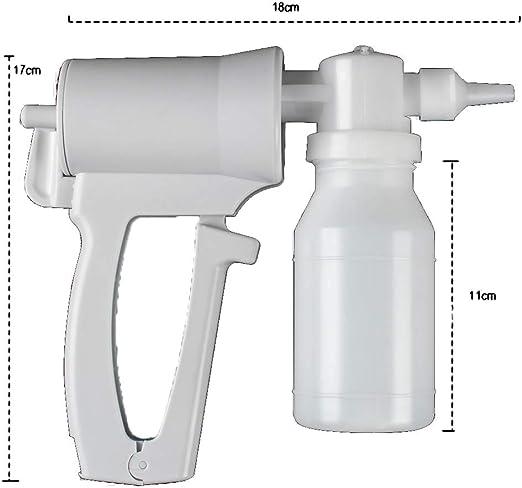 Bomba de succión Manual Unidad de succión Bomba de succión flema ...