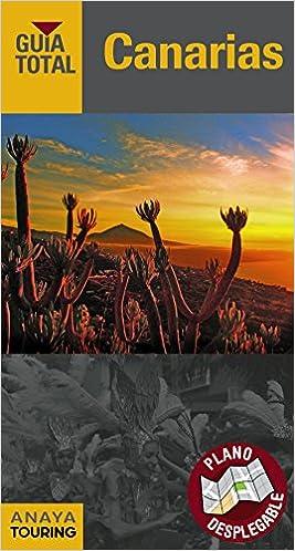 Canarias (Guía Total - España): Amazon.es: Anaya Touring, Morales ...