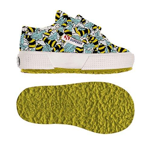 Basses 2750 Unisexe fantasy Enfant Sneakers Superga Bees BVEL 1IxRq