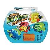 Poolmaster 72536 Jumbo Dive 'N' Catch Fish Game