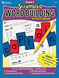 img - for Scrambled Word Building Activity Book book / textbook / text book