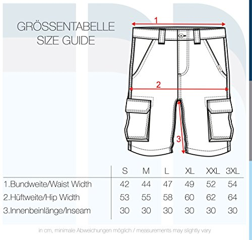 Bermuda Shine Pantaloncini Da Michigan Regular Cargo Cotone Uomoin 100 Fit Shorts Sand Pantaloni Original Corti Iww1Fqf