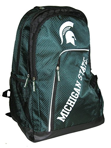 Forever Collectibles NCAA Elite Backpack, Michigan State Spartans