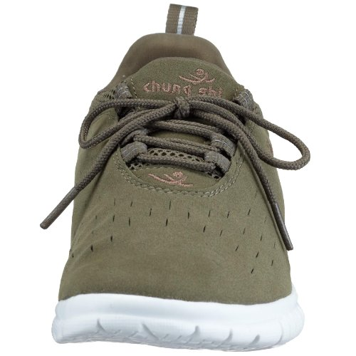 Chung -Shi Unisex Adults' Duflex Trainer Fitness Shoes Green (Khaki) cheap high quality discount enjoy buy cheap outlet locations best prices for sale brand new unisex online 0VOfz