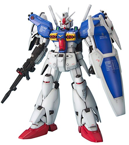"Bandai Hobby Gundam GP-01/Fb Gundam 0083"" 1/60 - Perfect Grade"