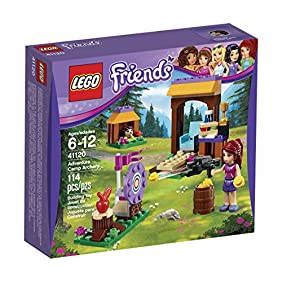 LEGO Friends Adventure Camp Archery 41120