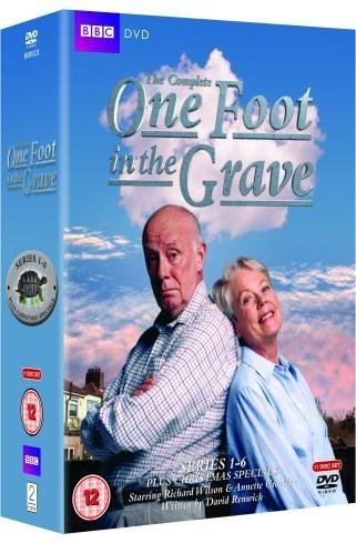 One Foot in the Grave: BBC Series - Complete Seasons 1, 2, 3, 4, 5 & 6 Collection (One Foot In The Grave Series 6)