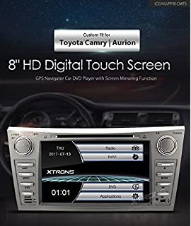 Car Show Cs Prius10 Us 6 5 Touchscreen Dvd Mp3 Usb